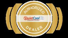 QuietCool Fan Authorized Dealer logo