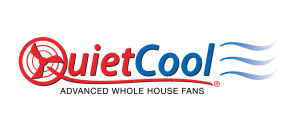 QuietCool whole house fans logo