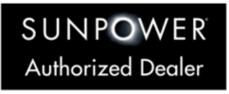 Sunpower Authorized Dealer Logo